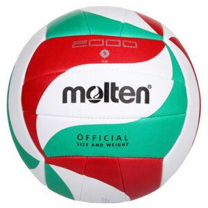 V5M 2000 volejbalová lopta veľkosť plopty č. 5