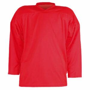 HD-2 hokejový dres červená veľkosť oblečenia