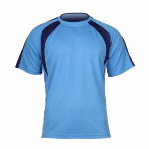 Chelsea dres s krátkymi rukávmi modrá sv. veľkosť oblečenia XXL