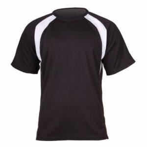 Chelsea dres s krátkymi rukávmi čierna veľkosť oblečenia
