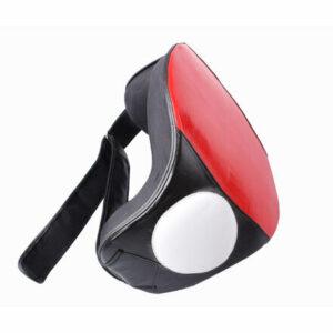 Chestguard boxovací terč červená-čierna balenie 1 ks
