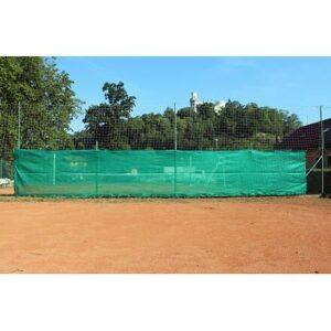 Zástena na tenisové kurty Classic 18 zelená sv. varianta 15258