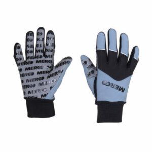 Snowgloves softshellové rukavice šedý veľkosť oblečenia