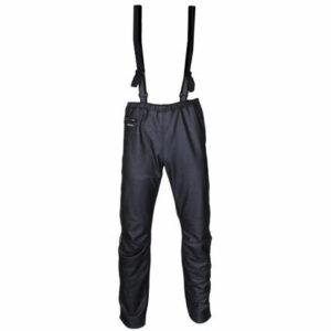 Ski Windproof softshelové nohavice čierna veľkosť oblečenia