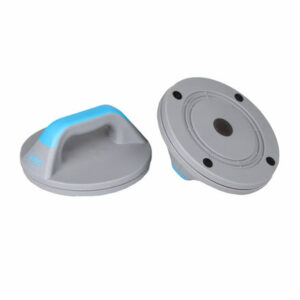 Opierka na kľuky plastová modrá varianta 17250