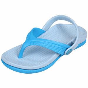 Roma detské žabky modrá veľkosť (obuv) 25
