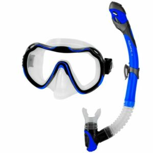 Java+Elba potápačský set modrá varianta 19968