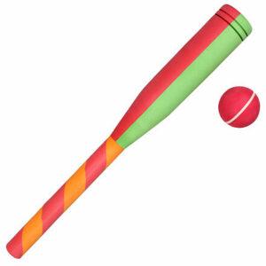 Foam baseball and bat baseballová pálka s loptičkou varianta 20301