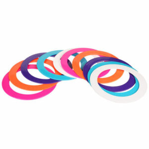Juggle rings žonglovacie kruhy priemer 24 cm