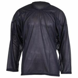 HV-4 hokejový dres čierna veľkosť oblečenia