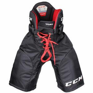 RBZ 110 JR hokejové nohavice čierna veľkosť oblečenia