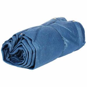 Zástena na tenisové kurty Classic 18 modrá tm. varianta 22122