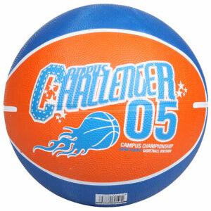 Print basketbalová lopta oranžová veľkosť plopty č. 7
