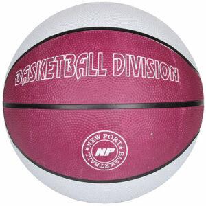 Print basketbalová lopta biela veľkosť plopty č. 7