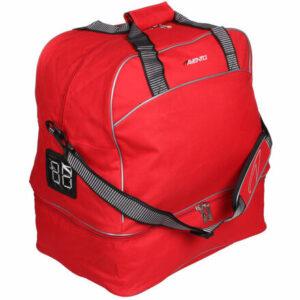 KS 0466 futbalová taška červená varianta 23229