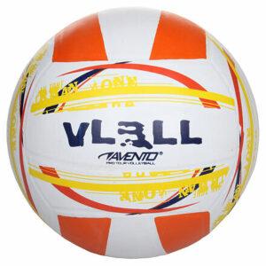 Beach Zone beachvolejbalová lopta biela-oranžová veľkosť plopty č. 5