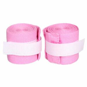Fit Box boxerská bandáž ružová balenie 1 pár