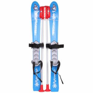 Baby Ski 70 cm detské mini lyže modrá varianta 24169