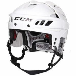 FitLite hokejová prilba biela veľkosť oblečenia