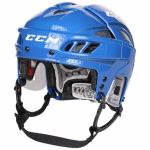 FitLite hokejová prilba modrá veľkosť oblečenia