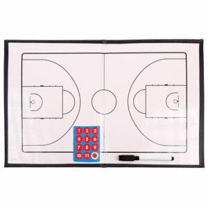 Basketbal 41 magnetická trénerská tabuľa varianta 25256