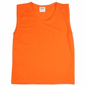Premium rozlišovací dres oranžová veľkosť oblečenia