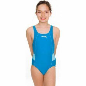 Ruby dievčenské plavky tyrkysová veľkosť oblečenia