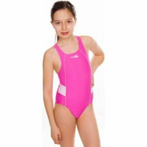 Ruby dievčenské plavky ružová veľkosť oblečenia