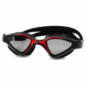 Raptor plavecké okuliare čierno-červená varianta 27193