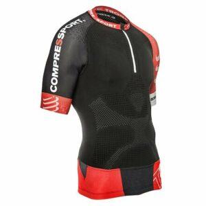 Trail Running Shirt V2 bežecký elastický dres čierna veľkosť oblečenia M