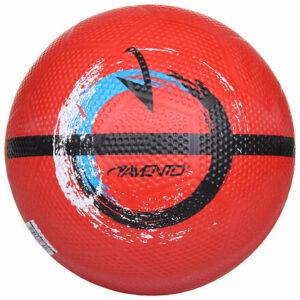 Street Football II futbalová lopta červená veľkosť plopty č. 5