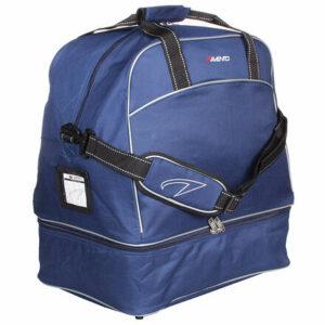 KS 0466 futbalová taška tm. modrá varianta 28871
