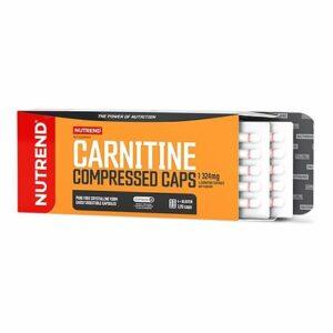Carnitine Compressed Caps  balenie 120 tabliet