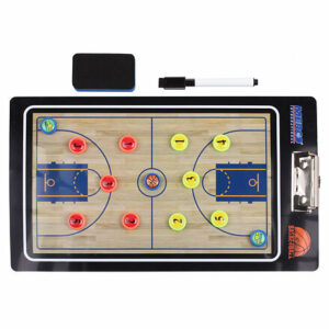 Basketbal 65 magnetická trénerská tabuľa