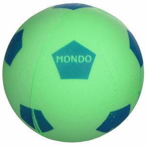 Soft Fluo molitanová lopta zelená varianta 30679