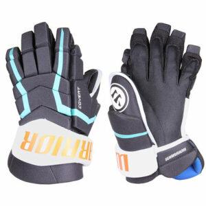 Covert QRL SE SR hokejové rukavice čierna dĺžka