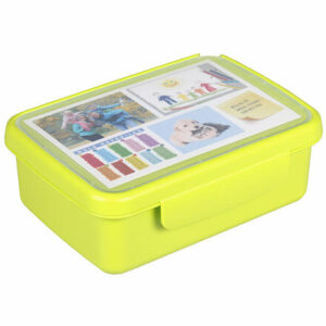 Zdravá desiata komplet box zelená varianta 33175