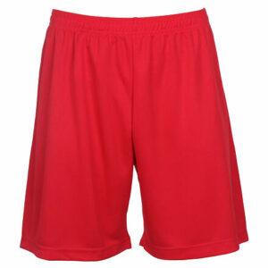 Playtime pánske šortky červená veľkosť oblečenia