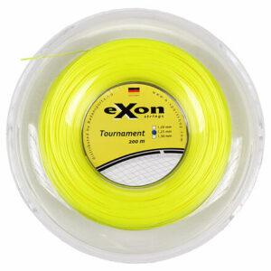 Tournament tenisový výplet 200 m žltá neón priemer