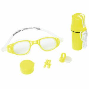 Plavecký set 26002 detské plavecké okuliare žltá varianta 34079