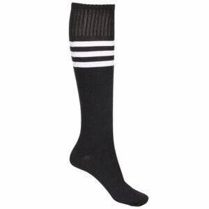United futbalové štulpne s ponožkou čierna veľkosť oblečenia