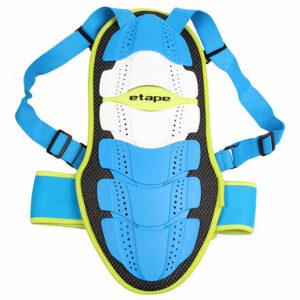 Junior FIT detský chránič chrbtice modrá veľkosť oblečenia