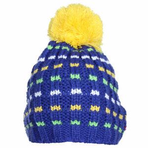 Underscore JR detská zimná čiapka modrá varianta 34753