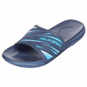 Idaho pánske papuče modrá veľkosť (obuv)
