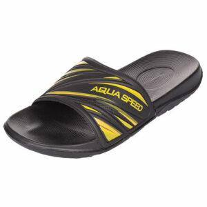 Idaho pánske papuče čierna veľkosť (obuv)