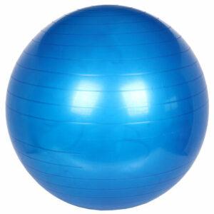 Yoga Ball gymnastická lopta modrá priemer
