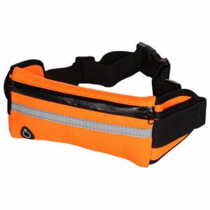 Phone Waist Pack športová ľadvinka oranžová varianta 36741