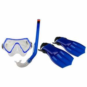 Junior detský potápačský set modrá varianta 36773