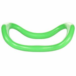 Yoga Ring Hard fitness pomôcka zelená varianta 37219