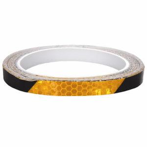 Reflect Sticker označovacia páska žltá-čierna varianta 37287